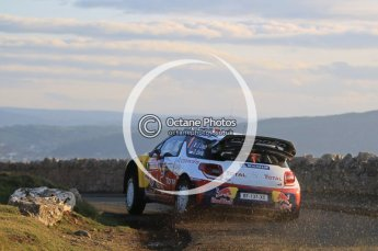 © North One Sport Ltd 2011 / Octane Photographic Ltd 2011. 10th November 2011 Wales Rally GB, WRC SS1 and SS2 Great Orme, Llandudno. Digital Ref : 0195cb1d8169