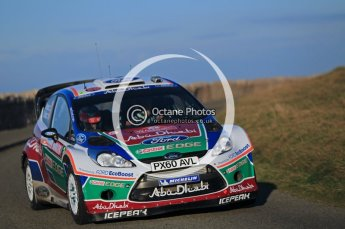 © North One Sport Ltd 2011 / Octane Photographic Ltd 2011. 10th November 2011 Wales Rally GB, WRC SS1 and SS2 Great Orme, Llandudno. Digital Ref : 0195cb1d8198