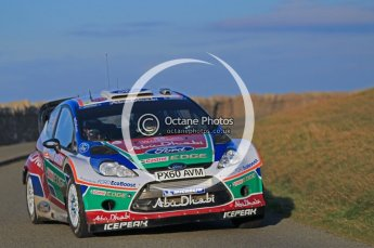 © North One Sport Ltd 2011 / Octane Photographic Ltd 2011. 10th November 2011 Wales Rally GB, WRC SS1 and SS2 Great Orme, Llandudno. Digital Ref : 0195cb1d8251