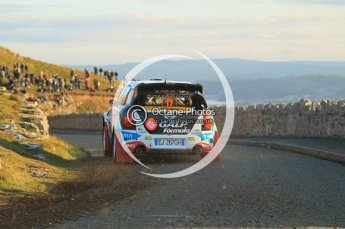© North One Sport Ltd 2011 / Octane Photographic Ltd 2011. 10th November 2011 Wales Rally GB, WRC SS1 and SS2 Great Orme, Llandudno. Digital Ref : 0195cb1d8420