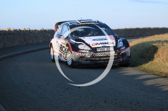 © North One Sport Ltd 2011 / Octane Photographic Ltd 2011. 10th November 2011 Wales Rally GB, WRC SS1 and SS2 Great Orme, Llandudno. Digital Ref : 0195cb1d8510