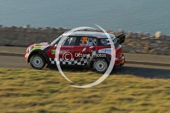 © North One Sport Ltd 2011 / Octane Photographic Ltd 2011. 10th November 2011 Wales Rally GB, WRC SS1 and SS2 Great Orme, Llandudno. Digital Ref : 0195lw7d1964