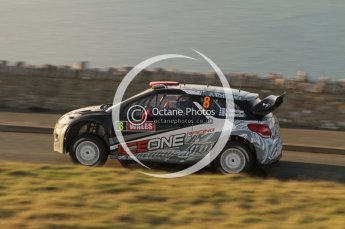 © North One Sport Ltd 2011 / Octane Photographic Ltd 2011. 10th November 2011 Wales Rally GB, WRC SS1 and SS2 Great Orme, Llandudno. Digital Ref : 0195lw7d2019