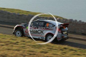 © North One Sport Ltd 2011 / Octane Photographic Ltd 2011. 10th November 2011 Wales Rally GB, WRC SS1 and SS2 Great Orme, Llandudno. Digital Ref : 0195lw7d2088