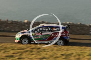 © North One Sport Ltd 2011 / Octane Photographic Ltd 2011. 10th November 2011 Wales Rally GB, WRC SS1 and SS2 Great Orme, Llandudno. Digital Ref : 0195lw7d2136