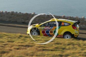 © North One Sport Ltd 2011 / Octane Photographic Ltd 2011. 10th November 2011 Wales Rally GB, WRC SS1 and SS2 Great Orme, Llandudno. Digital Ref : 0195lw7d2201