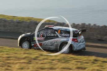 © North One Sport Ltd 2011 / Octane Photographic Ltd 2011. 10th November 2011 Wales Rally GB, WRC SS1 and SS2 Great Orme, Llandudno. Digital Ref : 0195lw7d2229