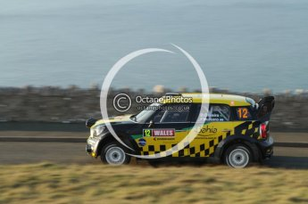 © North One Sport Ltd 2011 / Octane Photographic Ltd 2011. 10th November 2011 Wales Rally GB, WRC SS1 and SS2 Great Orme, Llandudno. Digital Ref : 0195lw7d2260
