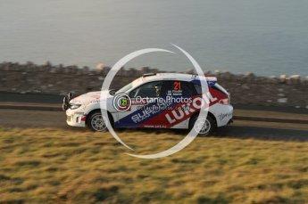 © North One Sport Ltd 2011 / Octane Photographic Ltd 2011. 10th November 2011 Wales Rally GB, WRC SS1 and SS2 Great Orme, Llandudno. Digital Ref : 0195lw7d2347