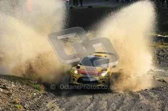 © North One Sport Ltd 2011 / Octane Photographic Ltd 2011. 12th November 2011 Wales Rally GB, WRC SS13 Sweet Lamb. Digital Ref : 0199cb1d8732