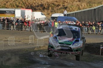 © North One Sport Ltd 2011 / Octane Photographic Ltd 2011. 12th November 2011 Wales Rally GB, WRC SS13 Sweet Lamb. Digital Ref : 0199lw7d9186