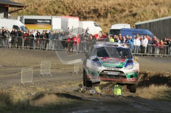 © North One Sport Ltd 2011 / Octane Photographic Ltd 2011. 12th November 2011 Wales Rally GB, WRC SS13 Sweet Lamb. Digital Ref : 0199lw7d9495