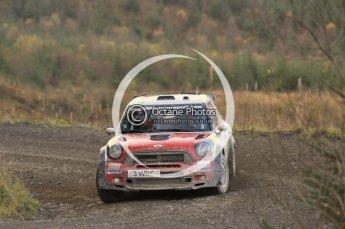 © North One Sport Ltd 2011 / Octane Photographic Ltd 2011. 12th November 2011 Wales Rally GB, WRC SS17 Myherin. Digital Ref : 0198cb1d9566