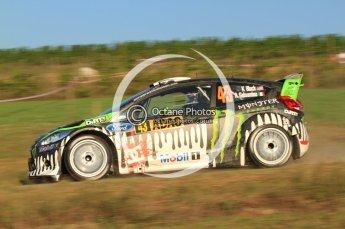 © North One Sport Ltd.2011/Octane Photographic Ltd. WRC Germany – Shakedown stage Thursday 18th August 2011. Digital Ref : 0147CB7D0138