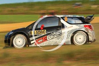© North One Sport Ltd.2011/Octane Photographic Ltd. WRC Germany – Shakedown stage Thursday 18th August 2011. Digital Ref : 0147CB7D0209