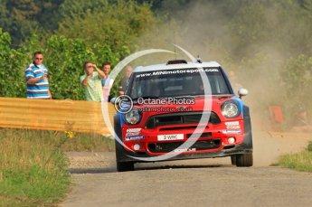 © North One Sport Ltd.2011/Octane Photographic Ltd. WRC Germany – Shakedown stage Thursday 18th August 2011. Digital Ref : 0147CB7D0362