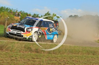 © North One Sport Ltd.2011/Octane Photographic Ltd. WRC Germany – Shakedown stage Thursday 18th August 2011. Digital Ref : 0147CB7D0410