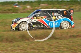 © North One Sport Ltd.2011/Octane Photographic Ltd. WRC Germany – Shakedown stage Thursday 18th August 2011. Digital Ref : 0147CB7D0415