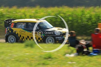 © North One Sport Ltd.2011/Octane Photographic Ltd. WRC Germany – Shakedown stage Thursday 18th August 2011. Digital Ref : 0147CB7D0491