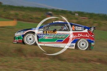 © North One Sport Ltd.2011/Octane Photographic Ltd. WRC Germany – Shakedown stage Thursday 18th August 2011. Digital Ref : 0147LW7D0222