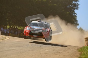 © North One Sport Ltd.2011/Octane Photographic Ltd. WRC Germany – SS11 - Hermeskeil_Gusenburg II - Saturday 20th August 2011. Digital Ref : 0151CB1D5860