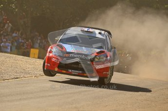 © North One Sport Ltd.2011/Octane Photographic Ltd. WRC Germany – SS11 - Hermeskeil_Gusenburg II - Saturday 20th August 2011. Digital Ref : 0151CB1D5862