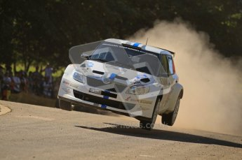 © North One Sport Ltd.2011/Octane Photographic Ltd. WRC Germany – SS11 - Hermeskeil_Gusenburg II - Saturday 20th August 2011. Digital Ref : 0151CB1D5932