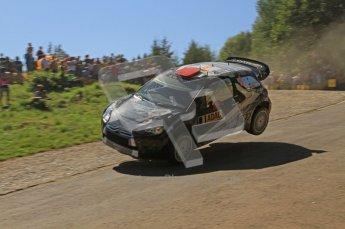 © North One Sport Ltd.2011/Octane Photographic Ltd. WRC Germany – SS11 - Hermeskeil_Gusenburg II - Saturday 20th August 2011. Digital Ref : 0151LW7D0087