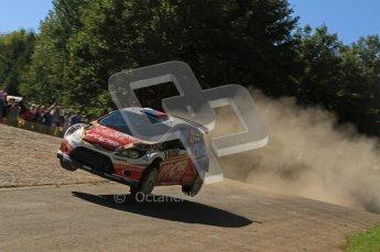 © North One Sport Ltd.2011/Octane Photographic Ltd. WRC Germany – SS11 - Hermeskeil_Gusenburg II - Saturday 20th August 2011. Digital Ref : 0151LW7D0193