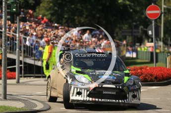 © North One Sport Ltd.2011/Octane Photographic Ltd. WRC Germany – SS19 - Circus Maximus - Sunday 21st August 2011. Digital Ref : 0152CB1D6060