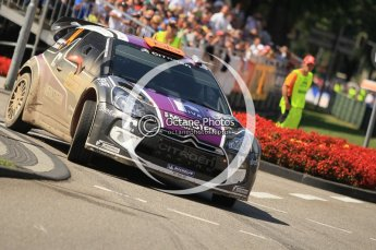 © North One Sport Ltd.2011/Octane Photographic Ltd. WRC Germany – SS19 - Circus Maximus - Sunday 21st August 2011. Digital Ref : 0152CB1D6080