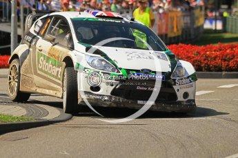 © North One Sport Ltd.2011/Octane Photographic Ltd. WRC Germany – SS19 - Circus Maximus - Sunday 21st August 2011. Digital Ref : 0152CB1D6115