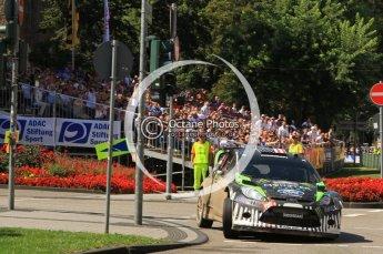 © North One Sport Ltd.2011/Octane Photographic Ltd. WRC Germany – SS19 - Circus Maximus - Sunday 21st August 2011. Digital Ref : 0152LW7D0153