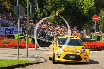 © North One Sport Ltd.2011/Octane Photographic Ltd. WRC Germany – SS19 - Circus Maximus - Sunday 21st August 2011. Digital Ref : 0152LW7D0442