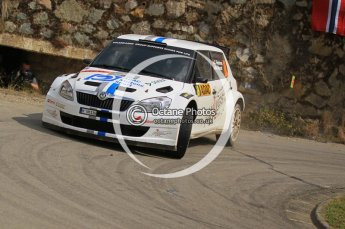 © North One Sport Ltd.2011/Octane Photographic Ltd. WRC Germany – SS3 - Moselland I - Friday 19th August 2011. Digital Ref : 0148CB1D4793