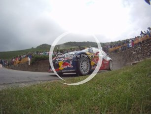 © North One Sport Ltd.2011/Octane Photographic Ltd. WRC Germany – SS3 - Moselland I - Friday 19th August 2011, Sebastien Loeb/Daniel Elena, Citroen DS3 WRC. Digital Ref : 0148GP000013