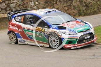 © North One Sport Ltd.2011/Octane Photographic Ltd. WRC Germany – SS3 - Moselland I - Friday 19th August 2011. Digital Ref : 0148LW7D0147