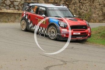 © North One Sport Ltd.2011/Octane Photographic Ltd. WRC Germany – SS3 - Moselland I - Friday 19th August 2011. Digital Ref : 0148LW7D0249