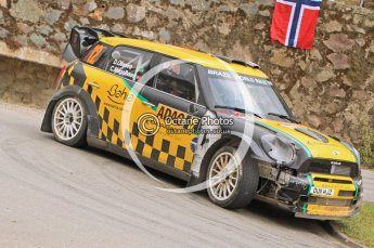 © North One Sport Ltd.2011/Octane Photographic Ltd. WRC Germany – SS3 - Moselland I - Friday 19th August 2011. Digital Ref : 0148LW7D0340