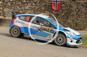 © North One Sport Ltd.2011/Octane Photographic Ltd. WRC Germany – SS3 - Moselland I - Friday 19th August 2011. Digital Ref : 0148LW7D0377