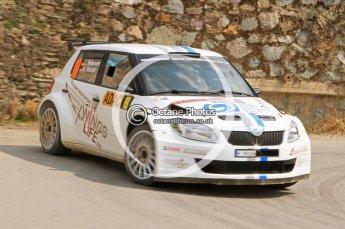 © North One Sport Ltd.2011/Octane Photographic Ltd. WRC Germany – SS3 - Moselland I - Friday 19th August 2011. Digital Ref : 0148LW7D0405