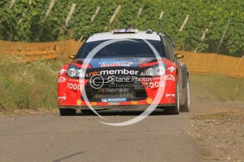 © North One Sport Ltd.2011/Octane Photographic Ltd. WRC Germany – SS6 - Moselland II - Friday 19th August 2011. Digital Ref : 0149CB1D5055