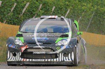 © North One Sport Ltd.2011/Octane Photographic Ltd. WRC Germany – SS6 - Moselland II - Friday 19th August 2011. Digital Ref : 0149CB1D5108
