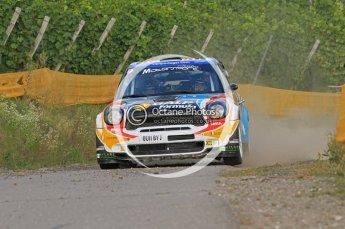 © North One Sport Ltd.2011/Octane Photographic Ltd. WRC Germany – SS6 - Moselland II - Friday 19th August 2011. Digital Ref : 0149CB1D5119
