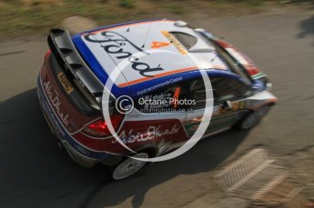 © North One Sport Ltd.2011/Octane Photographic Ltd. WRC Germany – SS6 - Moselland II - Friday 19th August 2011. Digital Ref : 0149LW7D0121
