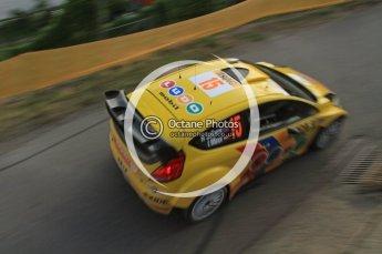 © North One Sport Ltd.2011/Octane Photographic Ltd. WRC Germany – SS6 - Moselland II - Friday 19th August 2011. Digital Ref : 0149LW7D0223