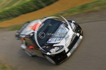 © North One Sport Ltd.2011/Octane Photographic Ltd. WRC Germany – SS6 - Moselland II - Friday 19th August 2011, Kimi Raikkonen/Kaj Lindstrom, Citroen DS3 WRC. Digital Ref : 0149LW7D0242