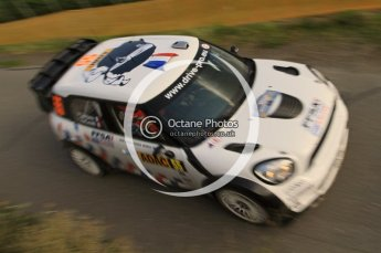 © North One Sport Ltd.2011/Octane Photographic Ltd. WRC Germany – SS6 - Moselland II - Friday 19th August 2011. Digital Ref : 0149LW7D0440