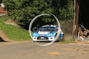 © North One Sport Ltd.2011/Octane Photographic Ltd. WRC Germany – SS9 - Birkenfelder Land I - Saturday 20th August 2011. Digital Ref : 0150CB1D5371