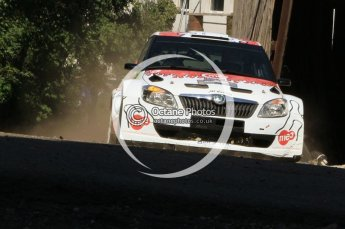 © North One Sport Ltd.2011/Octane Photographic Ltd. WRC Germany – SS9 - Birkenfelder Land I - Saturday 20th August 2011. Digital Ref : 0150LW7D0491